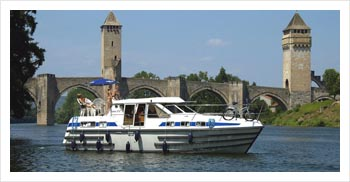 River cruise Cahors