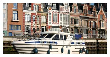 river cruise Belgique