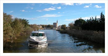River cruise camargue